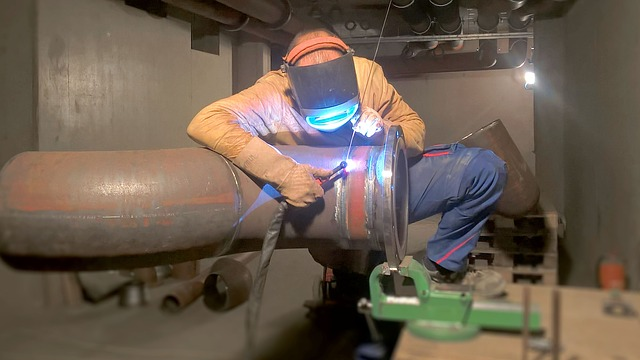 GTAW Welding on Piping